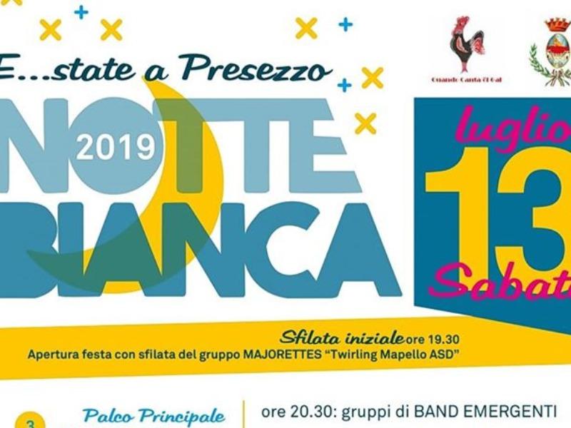 HkStyle alla Notte Bianca 2019 Presezzo