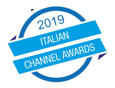 HkStyle agli Italian Channel Awards 2019 #ICA2019 - Premiazione QNAP