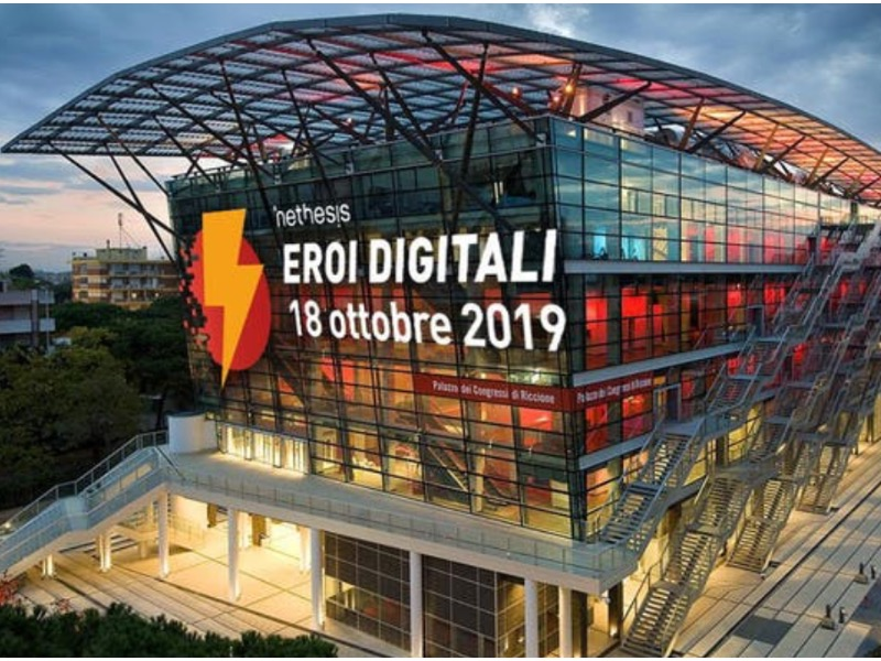 Meeting EROI DIGITALI 2019
