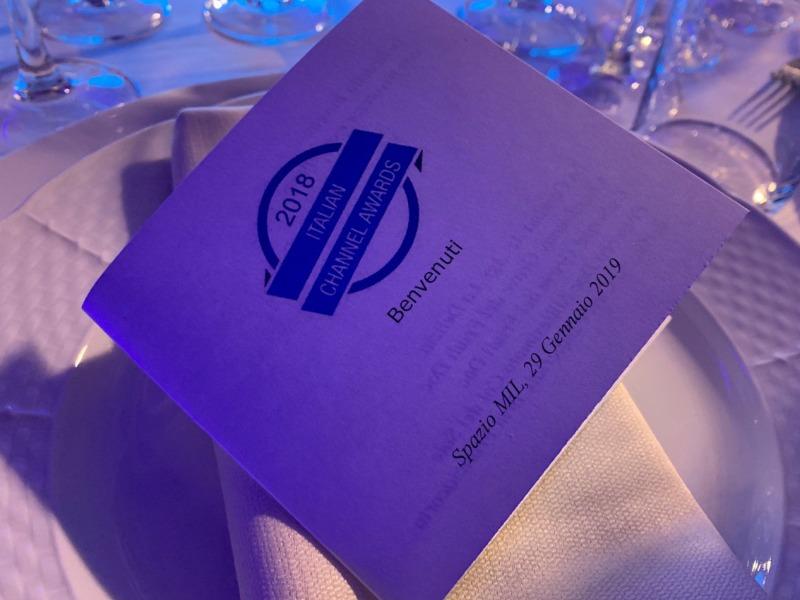 Italian Channel Awards 2018: HkStyle invitata all'evento di premiazione